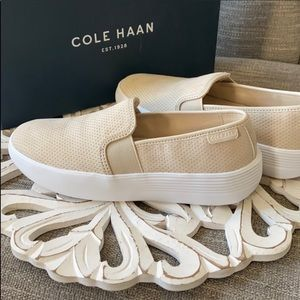 Cole Haan Grand Slip o. shoes NEW Women's 7